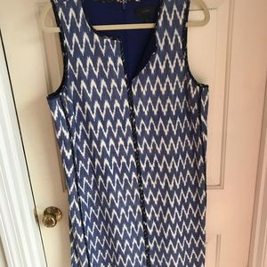 Jcrew women's printed dress